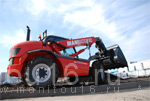 погрузчик Manitou, модель MANISCOPIC MLT 523 turbo