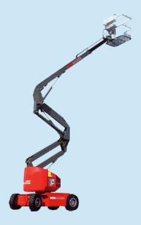Электрические коленчатые подъемники AET 150/171