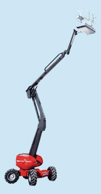 Дизельные коленчатые подъемники MANIACCESS ATJ 160 / 180