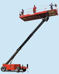 Телескопические платформы MANIACCESS TP 150