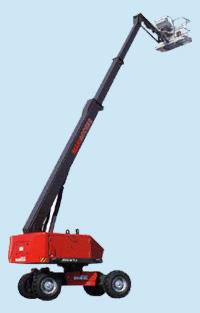 Телескопические подъемники MANIACCESS WTJ 200/230