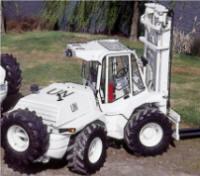 Грузоподъемность моделей 6 ил 7 тонн с высотой подъема от 3,6 до 4,5 метров.